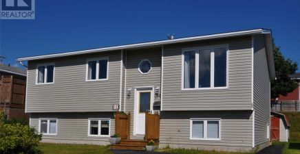 1219347, 10 Frobisher Avenue, Mount Pearl