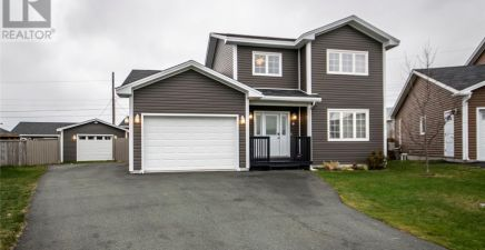 1223240, 8 Stonefield Place, Mount Pearl